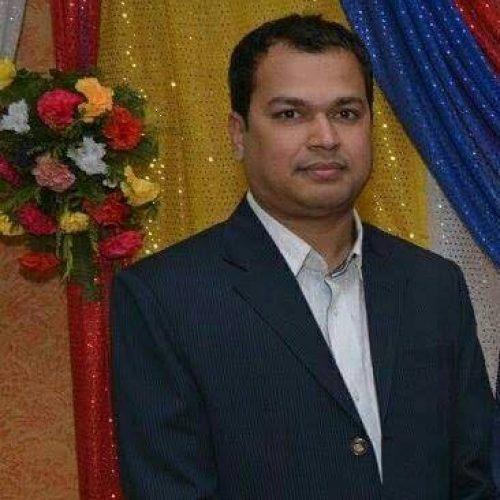 Shyam Sundar Yadav