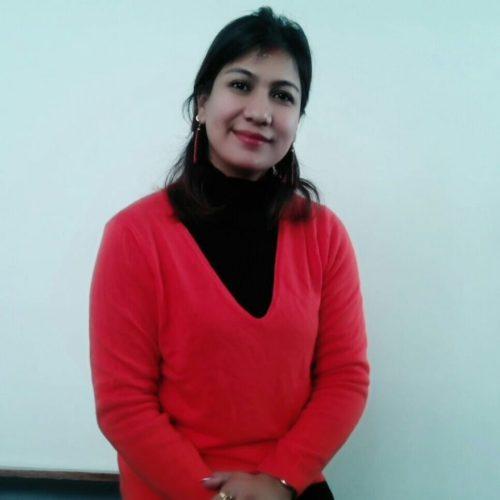 Shaili Thapa