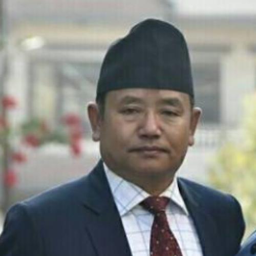 Khadga S. Gurung